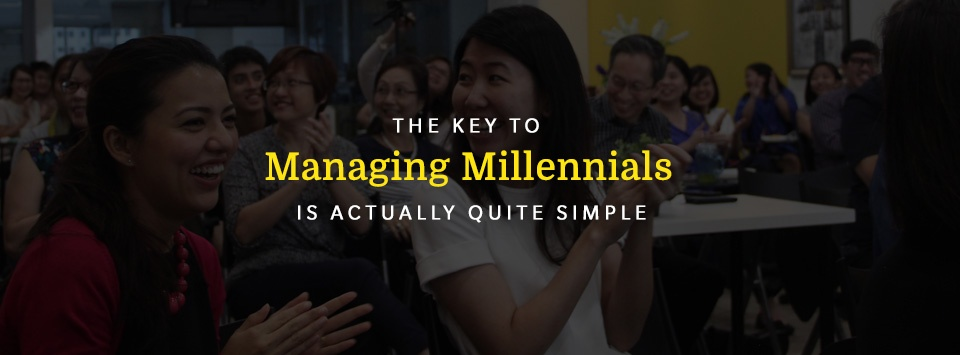 ROHEI Blog Key to Managing Millennials