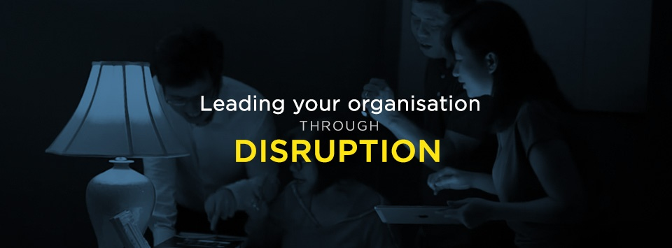 ROHEI Blog Leading your organistion through disruption